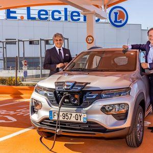 Dacia Spring во Франција се изнајмува од 5 евра!