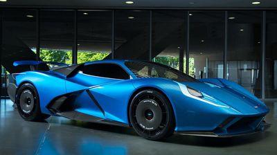 Промовиран супер спортскиот автомобил Estrema Fulminea