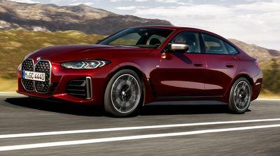 Претставен новиот BMW Gran Coupé од Series 4