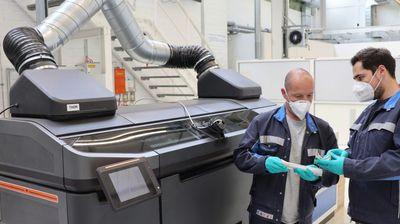 VW ќе произведува десетици илјади компоненти со помош на 3D печатар