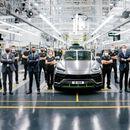 Произведен 15.000-oт Lamborghini Urus