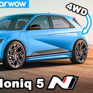 Hyundai ќе понуди Ioniq 5 N перформанс изведба