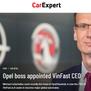 Екс шефот на Opel на чело на кармејкерот од Вјетнам!