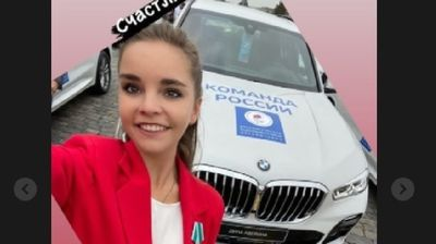 Освоувачи на олимписки медали од Русија наградени и со BMW crossover модели