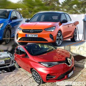Една петина од продадените автомобили во Европа во 3 квартал се електрифицирани