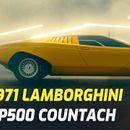 Lamborghini објави фотки од тестирање стар/нов Countach LP 500