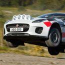 Jaguar F-Type, од спортски до рели автомобил