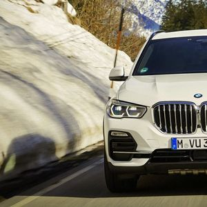 BMW X5 Driving Experience