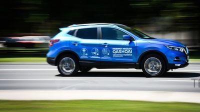 Краток тест: Nissan Qashqai