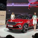 Škoda со нов SUV за Кина