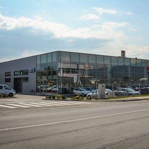Ford со нов продажно-сервисен објект