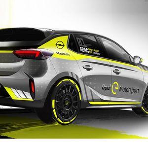 Франфурт 2019: Opel прв во светот со електричен рели автомобил!