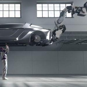 VEX е новиот роботски елек од KIA
