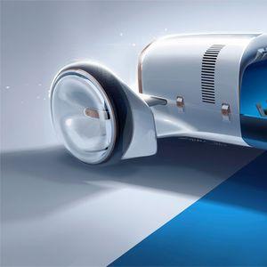 Simplex е ретро-инспириран концепт со футуристички пресврт