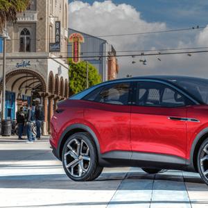 VW ID.Crozz добива производна верзија наречена ID.4