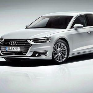 A8 L 60 TFSI e quattro е првиот електричен предводник на Audi