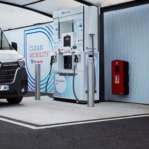 Renault ги лансираше водородните верзии на Kangoo и Master