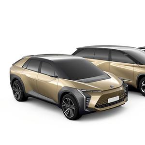 Toyota ја претстави својата е-TNGA платформа