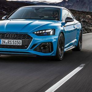 Audi ги претстави освежените RS5 Coupe и Sportback