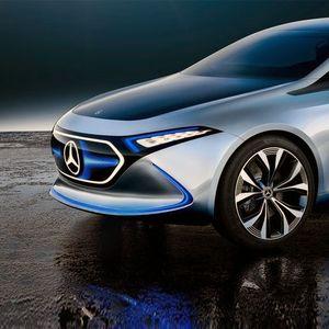Mercedes го најави електричниот модел EQA за 2020 година