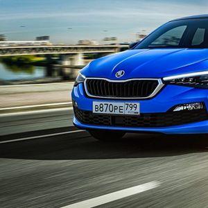 Ажирираниот Škoda Rapid доаѓа со сериозни стилски измени