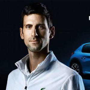 Викенд Тарифа: Новак Ѓоковиќ во интересна реклама за Peugeot e-208