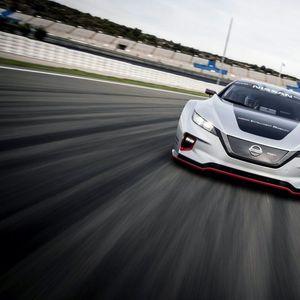 Nissan LEAF Nismo RC дебитираше во Европа