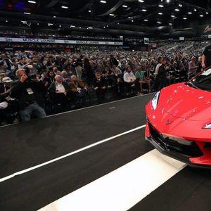 Првиот Chevrolet Corvette Stingray продаден за 3 милиони долари
