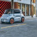 Citroen го презентираше новиот градски електричен модел Ami