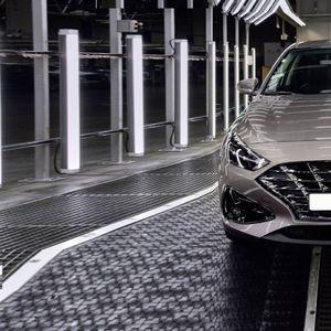 Редизајнираниот Hyundai i30 се симна од производните ленти