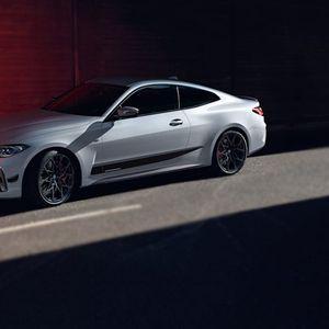 BMW објави фотографии од новата Серија 4 со M Performance пакет