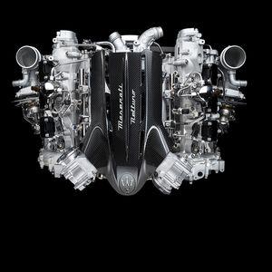 Maserati го претстави моторот за новиот MC20 со F1 технологија