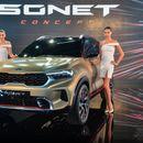 Kia Sonet – најновиот субкомпактен СУВ