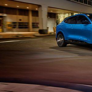 Перформансниот Ford Mustang Mach-E GT пристигнува во Европа