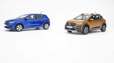 Dacia Sandero и Logan официјално претставени