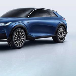 Honda го претстави електричниот e:concept