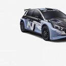Hyundai го претстави i20 N Rally2 тркачкиот автомобил