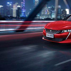 Пекинг 2020: Peugeot 508 L Performance