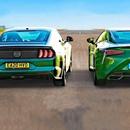 Викенд тарифа: Lexus LC500 против Ford Mustang Bullitt
