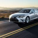 Шангај 2021: Lexus со серија унапредувања за ES
