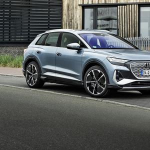 Audi ја прошири поставата на Q4 e-Tron со два нови модели