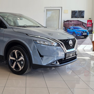 Новиот Nissan Qashqai пристигна во Македонија