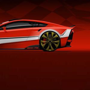 Škoda го модернизираше култниот 200 RS спортски автомобил
