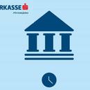 Промена на работното време на експозитурите на Шпаркасе Банка