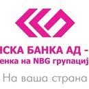 Стопанска банка АД – Скопје ќе изврши промена на провизиите за платен промет со странство