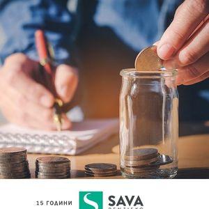 Дивиденди од реномирани светски компании пристигнаа на сметките на пензиските фондови управувани од Сава пензиско друштво