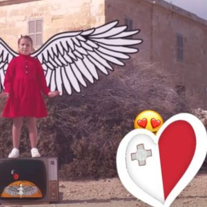 Chanel Monseigneur Flies the Flag for Malta This Weekend at the Junior Eurovision Song Contest