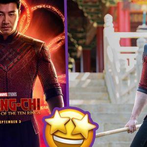 WATCH: Marvel Drops Trailer For Upcoming Martial Arts Superhero Film