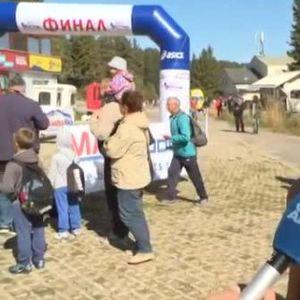 Любители на планинското бягане покориха Витоша