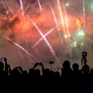 Започна фестивалът на светлините в Москва